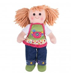 Bigjigs Sophia Doll -