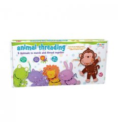 Fiesta Crafts Animal Threading - T - 2730