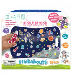 Fiesta Crafts Space Stickabouts -