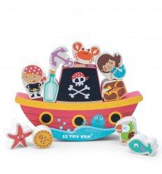Le Toy Van Pirate Rocking Toy -