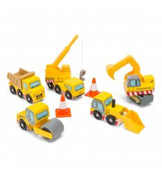 Le Toy Van Construction Cars -