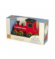 Orange Tree Toys Steam Train Pull Along -