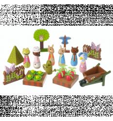 Orange Tree Toys Peter Rabbit Play Set -
