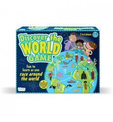 Fiesta Crafts Discover the World Game -