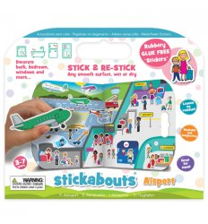 Fiesta Crafts Airport Stickabouts -