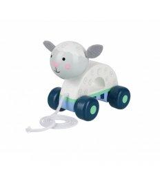 Orange Tree Toys Sheep Pull Along -