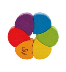 HAPE Rainbow Rattle -