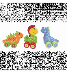 Orange Tree Toys First Dinosaurs -