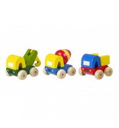 Orange Tree Toys First Trucks -