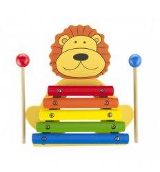 Orange Tree Toys Lion Xylophone -