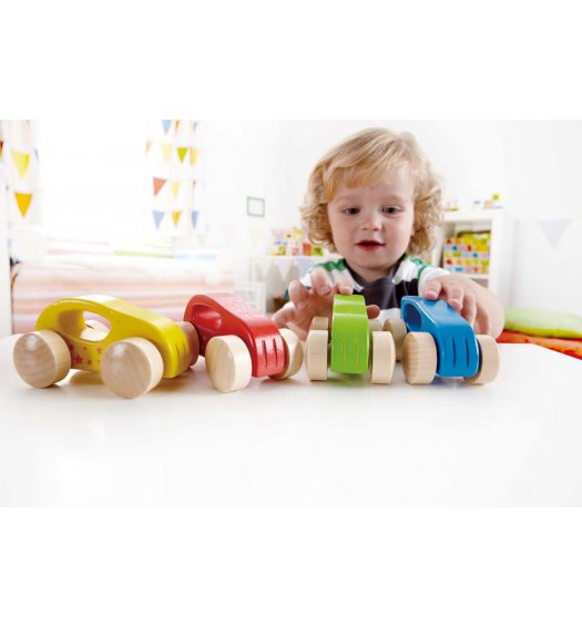 HAPE Little Autos - E0057