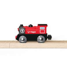 HAPE Batter Powered Engine - Hape -