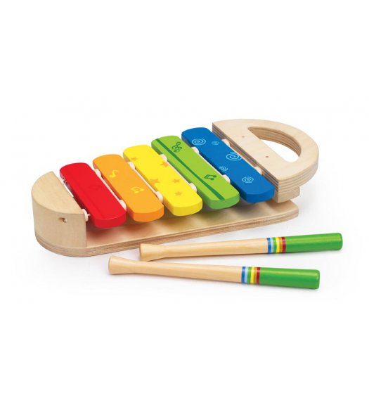 HAPE Early Melodies Rainbow Xylophone - E0302