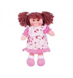 Bigjigs Amy Doll  -