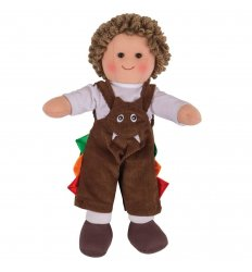 Bigjigs Jack Doll -
