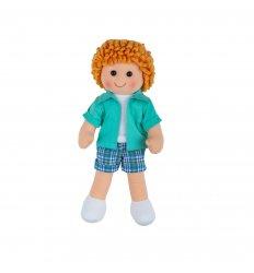 Bigjigs Jacob Doll -