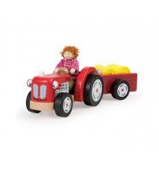 Bigjigs Tractor - Tidlo -