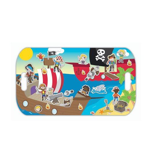 Fiesta Crafts Stickabouts - Pirates - T- 2823