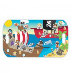 Fiesta Crafts Stickabouts - Pirates -