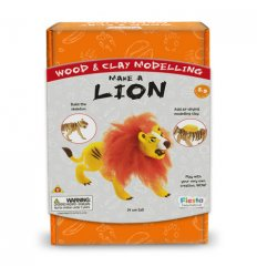 Fiesta Crafts Make a Lion -