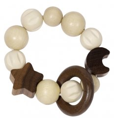 Heimess Touch Ring Elastic - Moon and Star -