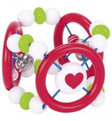 Heimess Touch Ring Elastic Heart -