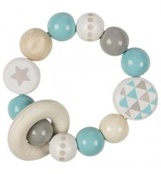 Heimess Touch Ring Elastic Star - Turquoise -