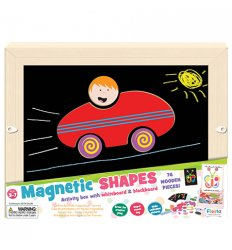 Fiesta Crafts Magnetic Shapes -