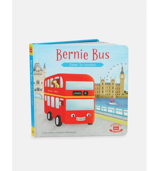 Indigo Jamm Bernie Bus Goes To London Book - Indigo Jamm - DIJ3021