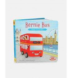 Indigo Jamm Bernie Bus Goes To London Book - Indigo Jamm -
