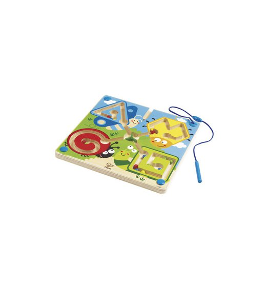 HAPE Best Bugs Magnetic Maze - E1709