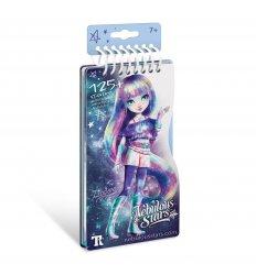 HAPE Mini Creative Pad Isadora - Nebulous Stars -