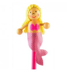 Fiesta Crafts Character Pencil - Mermaid -