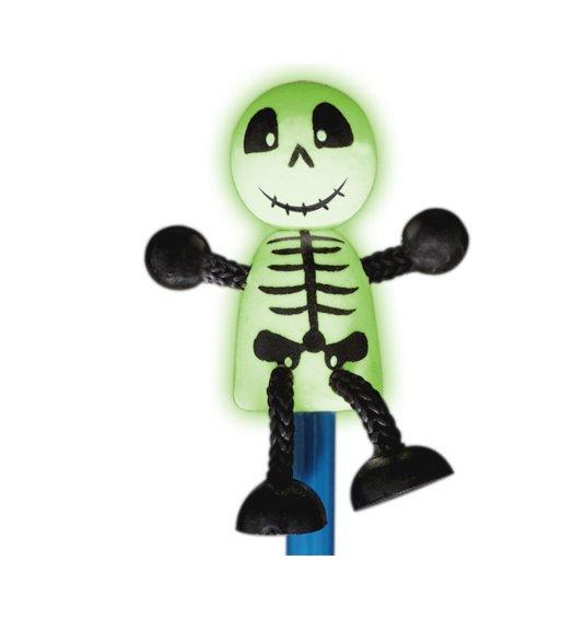 Fiesta Crafts Character Pencil - Skeleton Glow in the Dark - P- 5161