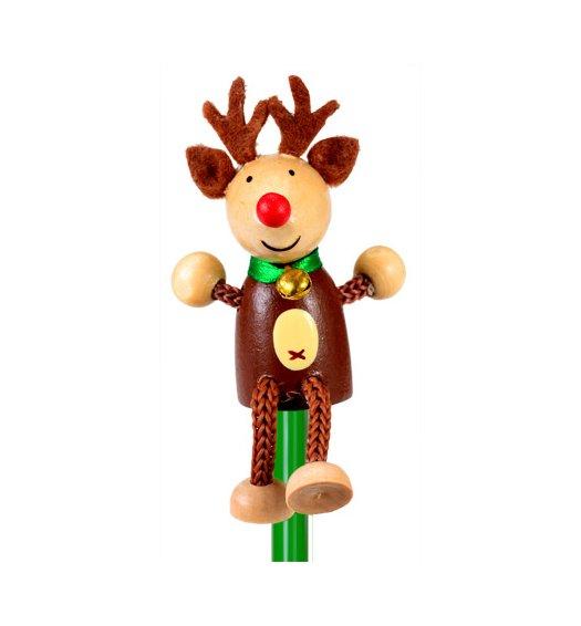 Fiesta Crafts Character Pencil - Reindeer  - P5166