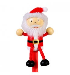 Fiesta Crafts Character Pencil - Santa -