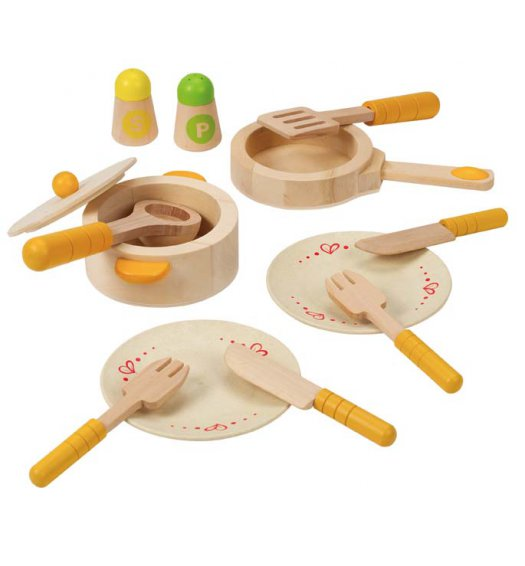 HAPE Gourmet Kitchen Starter Set - E3103