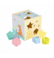Orange Tree Toys Winnie the Pooh Shape Sorter -