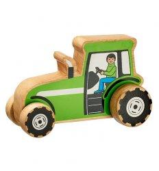 Lanka Kade Lanka Kade Push Along Green Tractor -