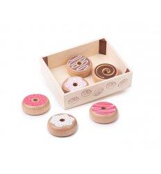 Bigjigs Doughnut Crate - Bigjigs -