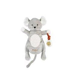 Kaloo Kaloo Lily Mouse Plush Puppet -