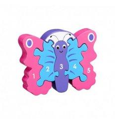 Lanka Kade Lanka Kade Butterfly 1-5 Jigsaw -