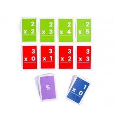 Bigjigs Flashcards - Multiplications 1-6 -