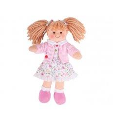 Bigjigs Poppy Doll - Bigjigs -
