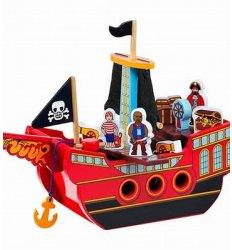 Lanka Kade Pirate Ship - Lanka Kade - BU15