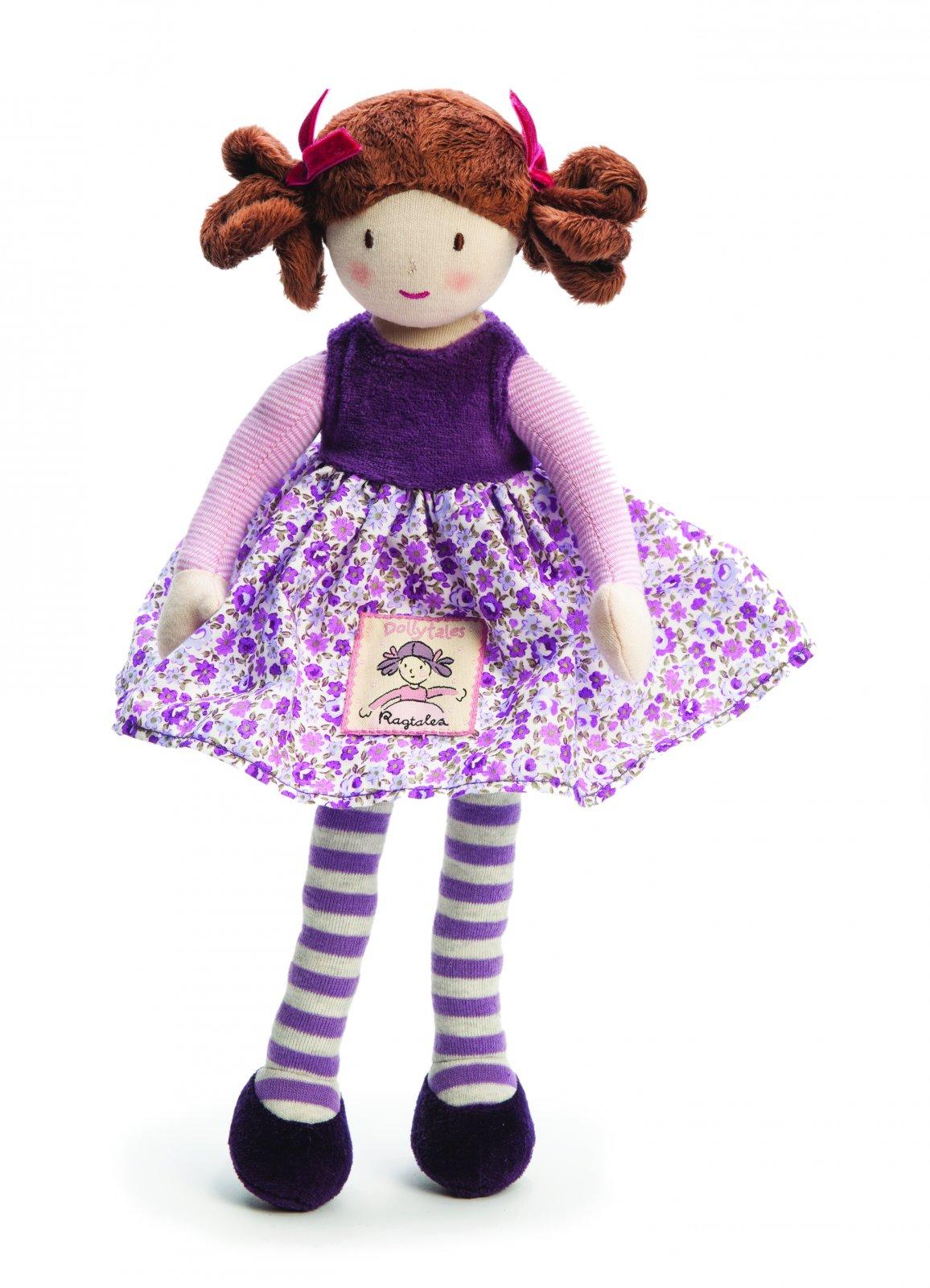 Ragtales Tilly Rag Doll 107