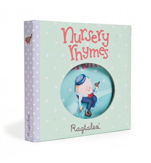 Ragtales Nursery Rhymes Ragbook - 802