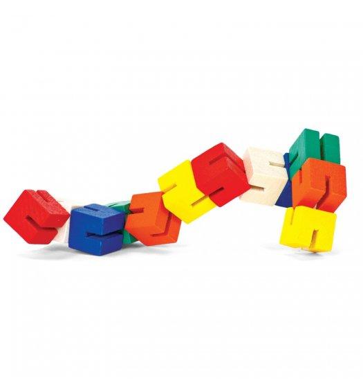 Tobar Woody Twist and Lock Blocks - WD148