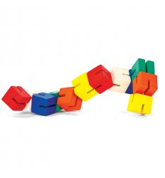 Tobar Woody Twist and Lock Blocks -