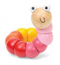 Bigjigs Twisty Wiggly Worm -